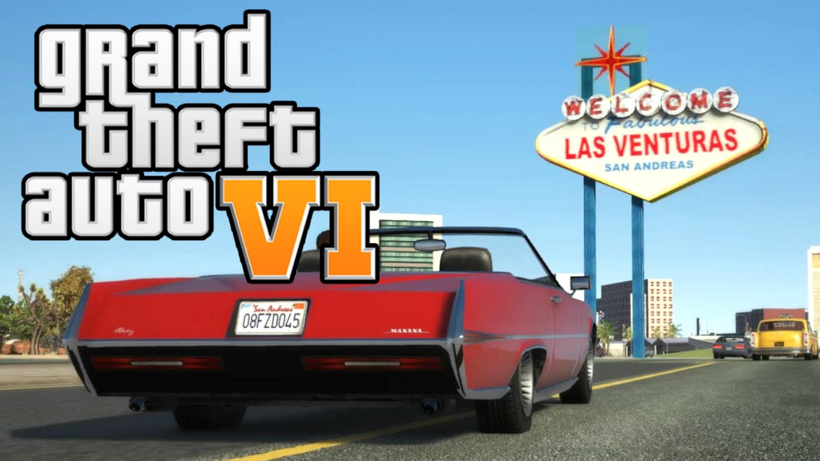Las Venturas sign in GTA 6