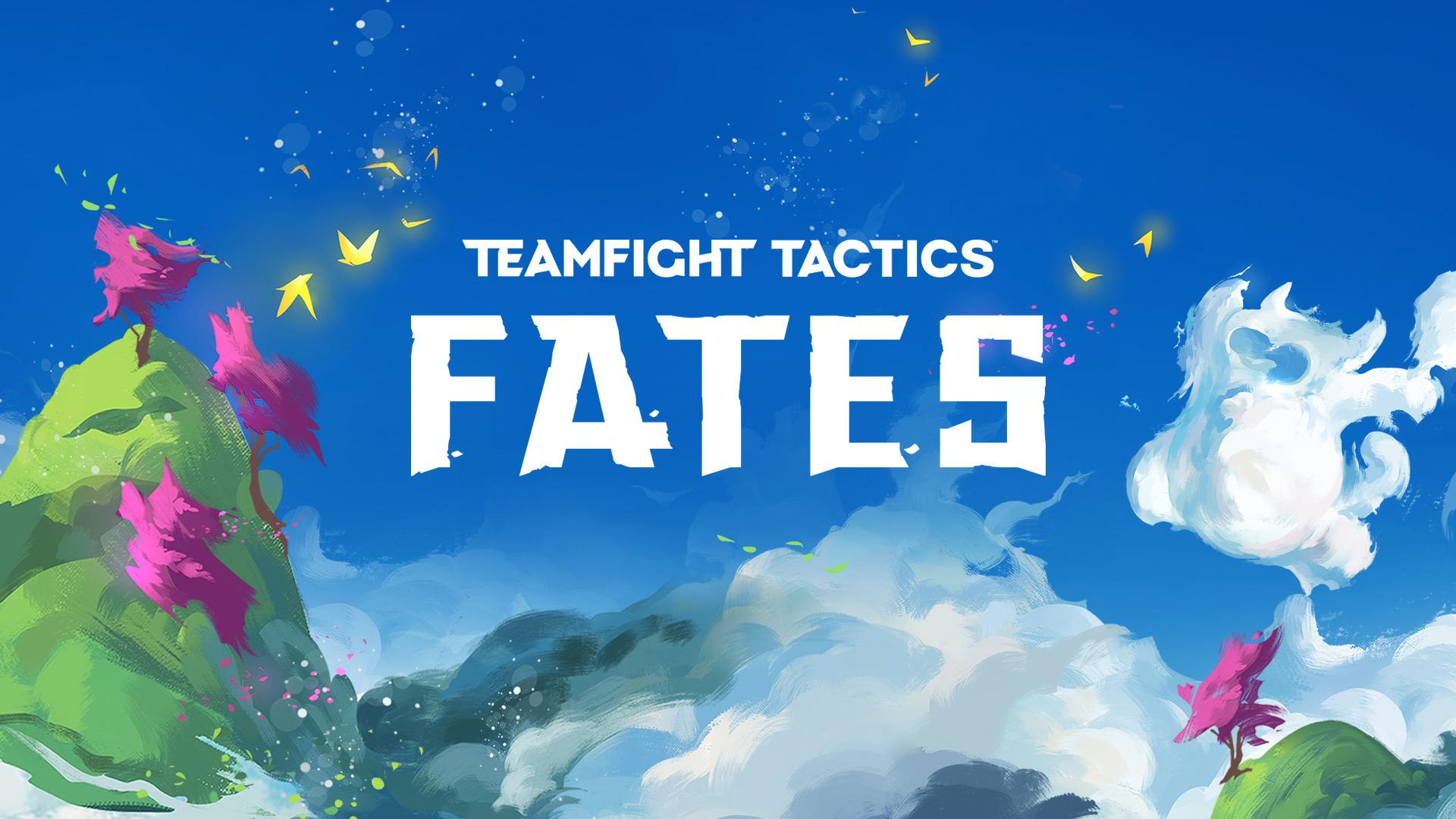 TFT Fates header art