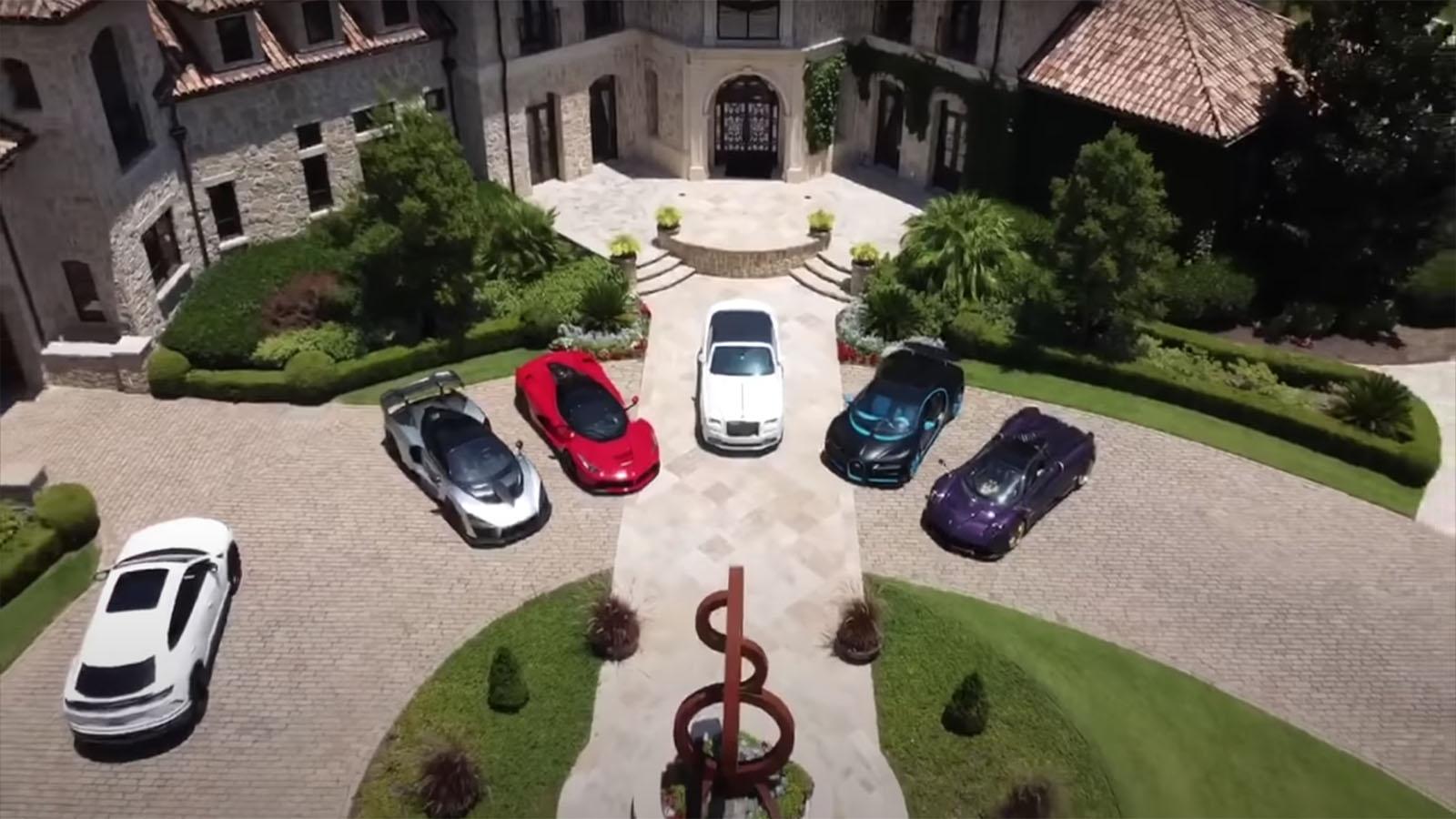 GG Exotics Car Collection