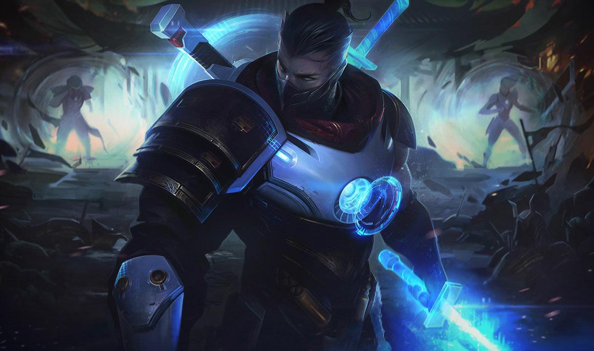 Pulsefire Shen in League of Legends