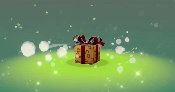 mystery gift pokemon