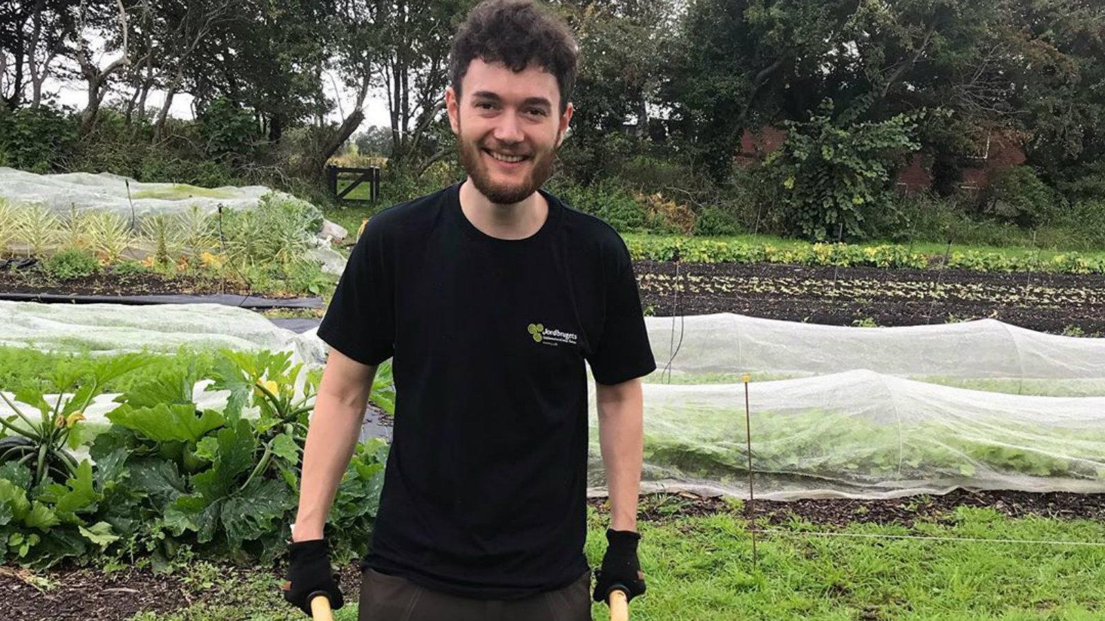 Twitch streamer Dafran is now a farmer