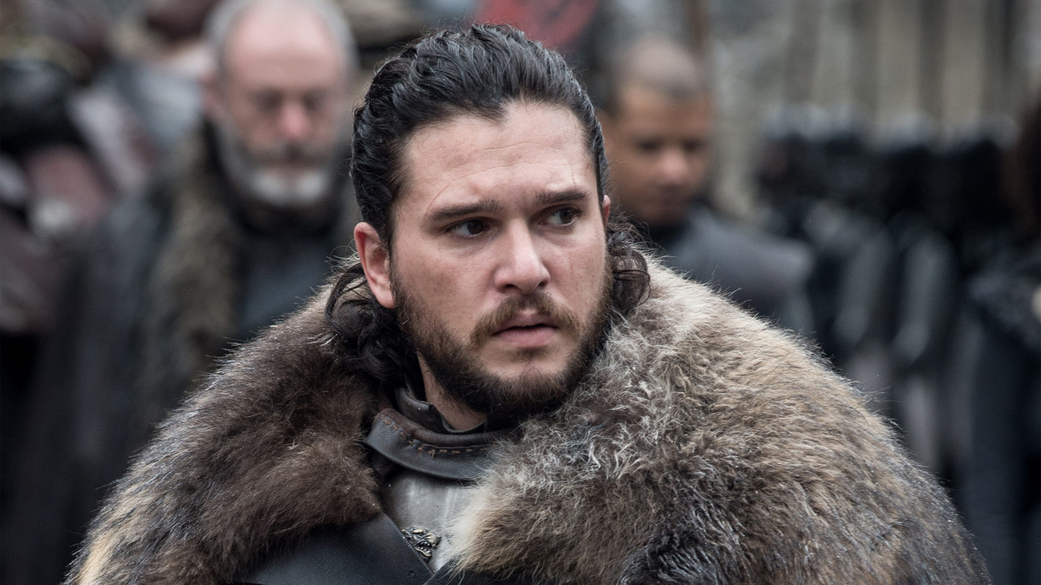 Epic Game of Thrones storylines like Stark bastard Jon Snow's have played a role in The Mandalorian's new plots.