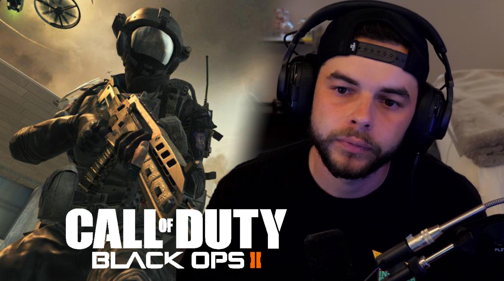 Black Ops 2 gameplay / Nadeshot streaming