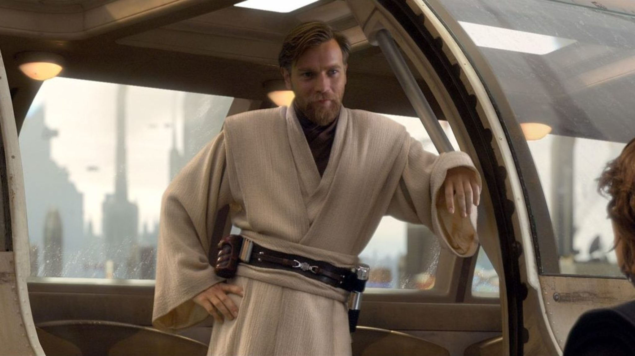 Obi-Wan Kenobi was originally planned to be Rey's grandfather, but that idea was scrapped midway through the trilogy.
