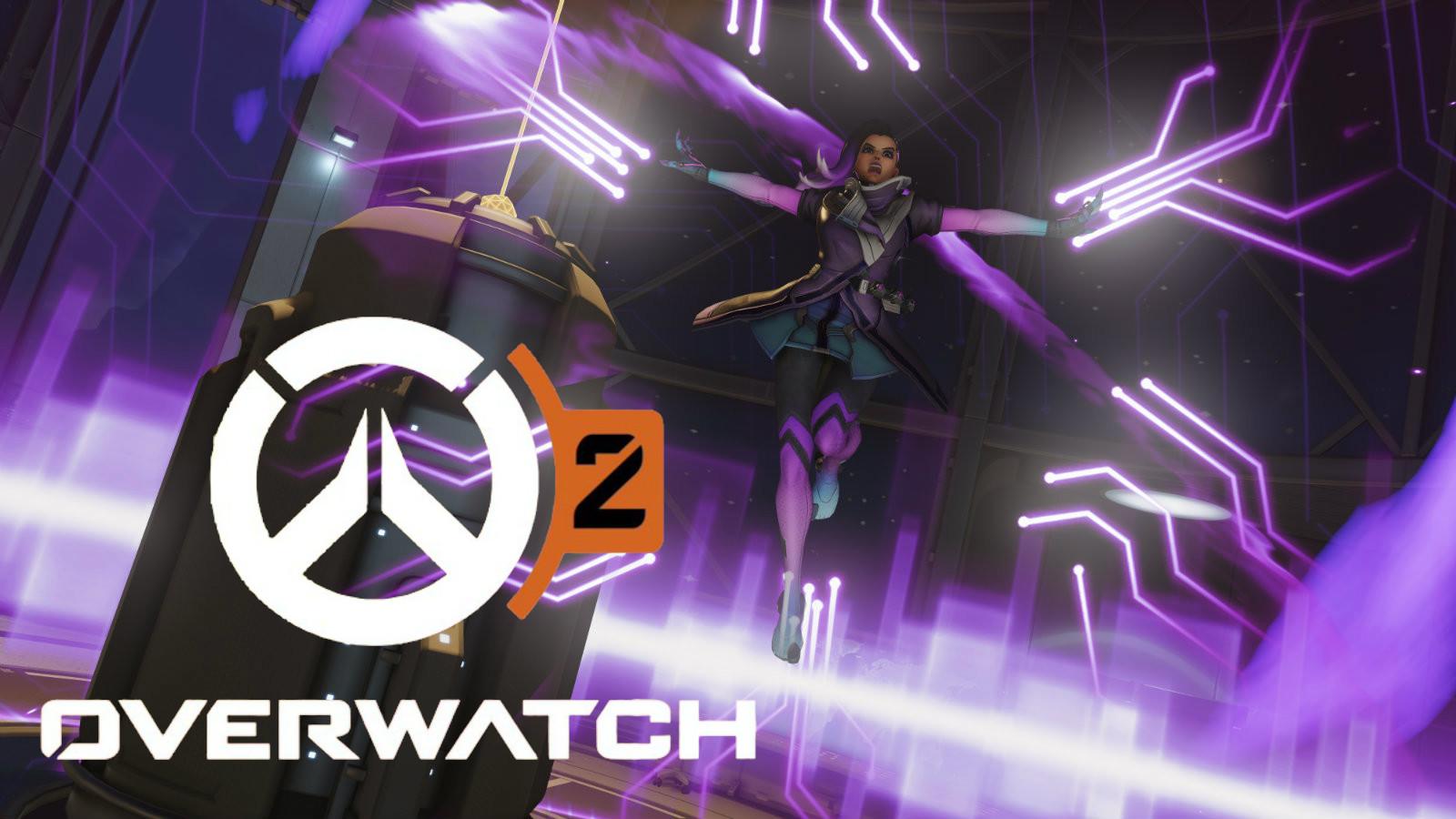 Sombra activates EMP in Overwatch 2