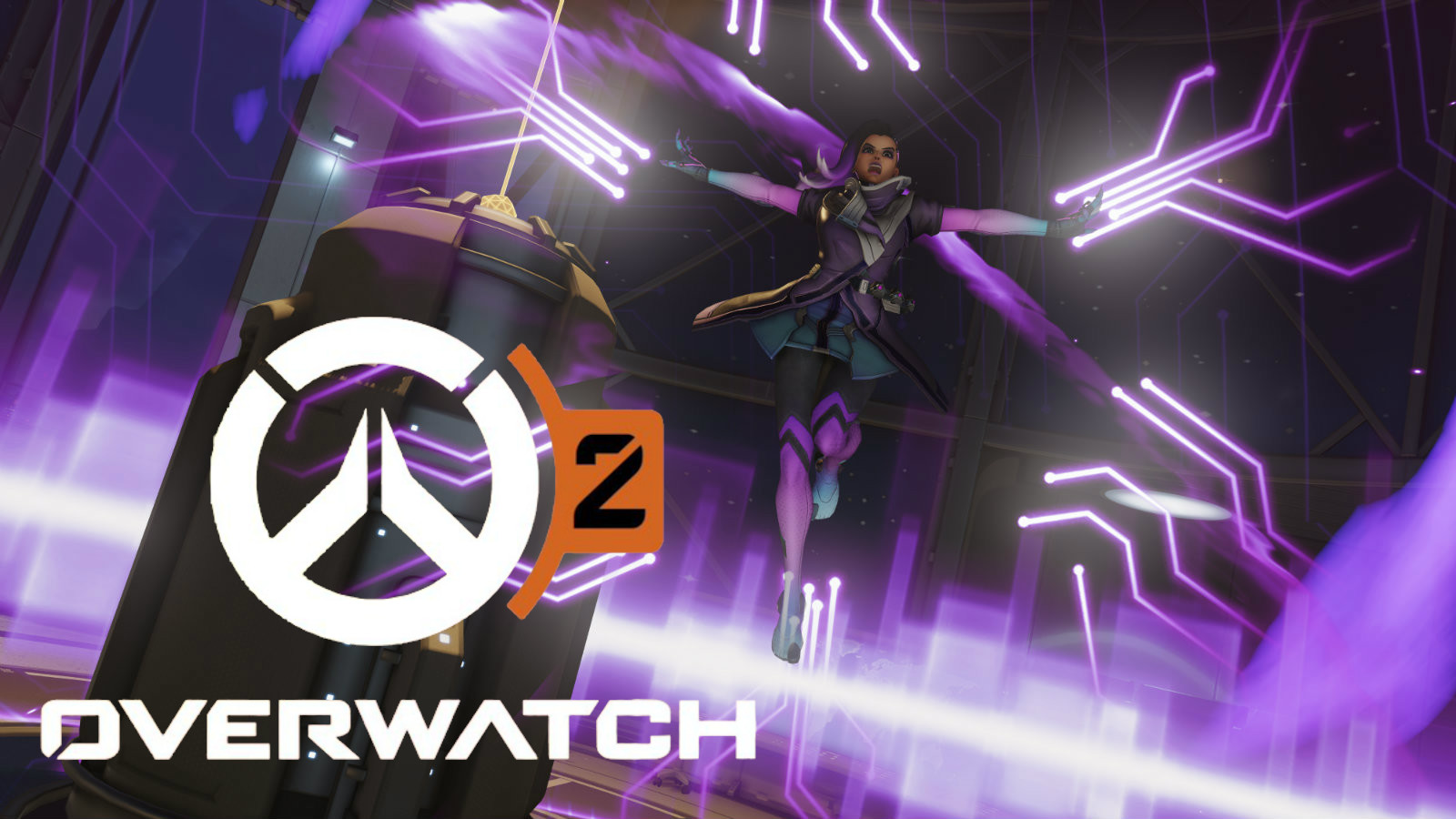 Sombra activates EMP in Overwatch 2