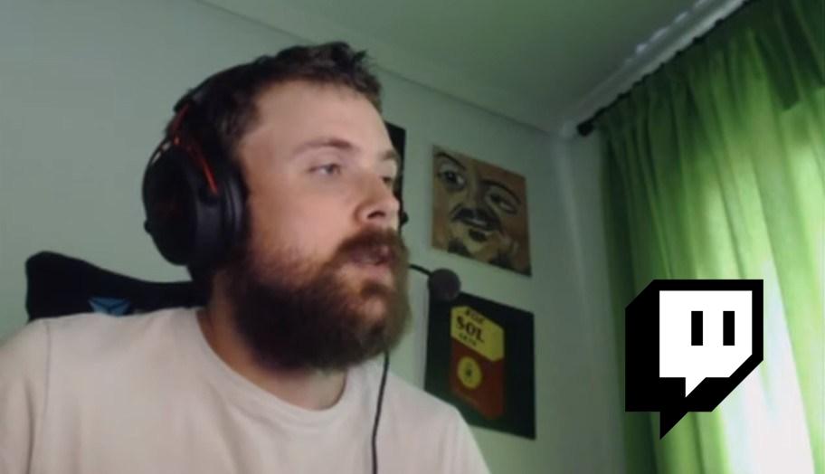 Forsen on Twitch stream