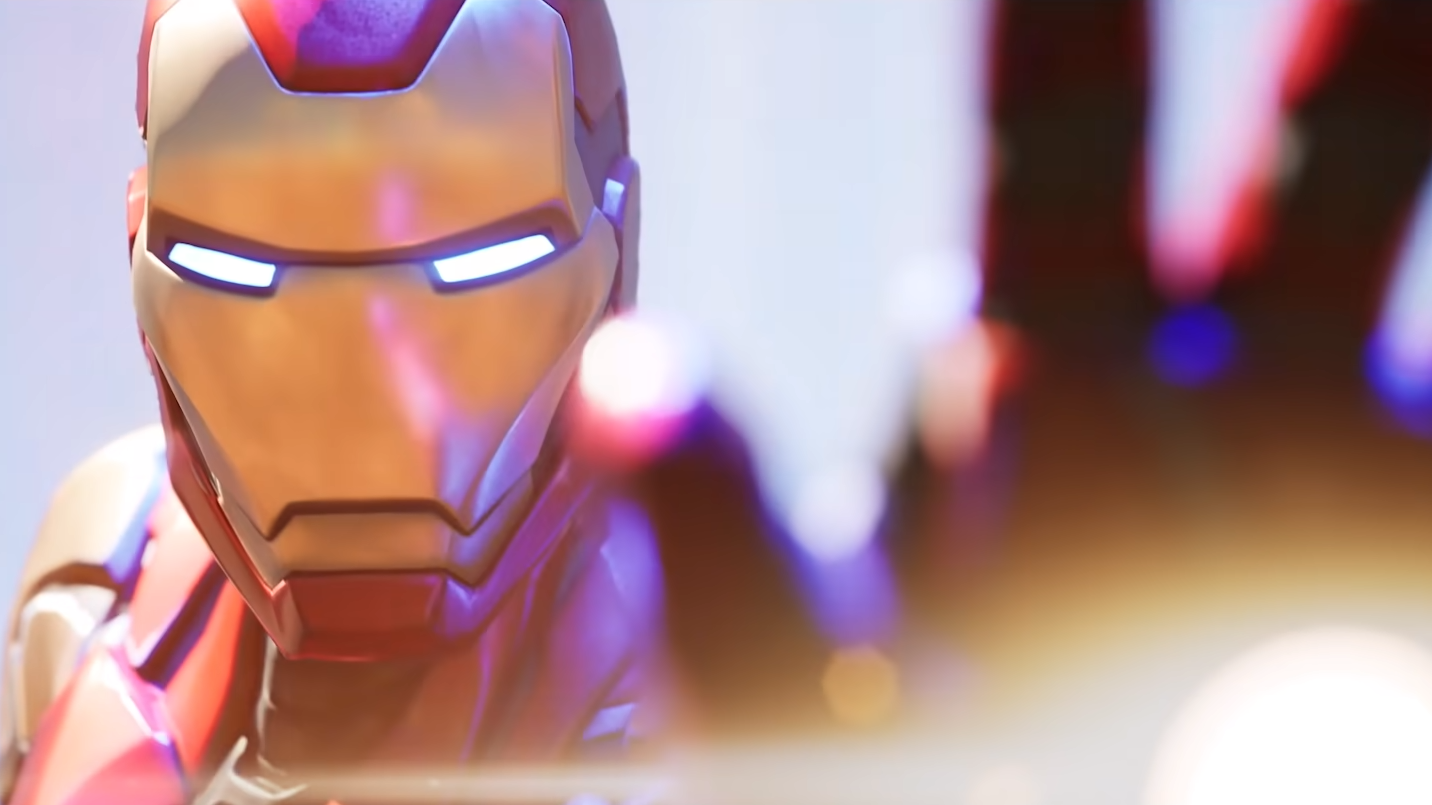 Iron Man's repulsors, as well as a number of other Marvel superpowers, are coming this update.