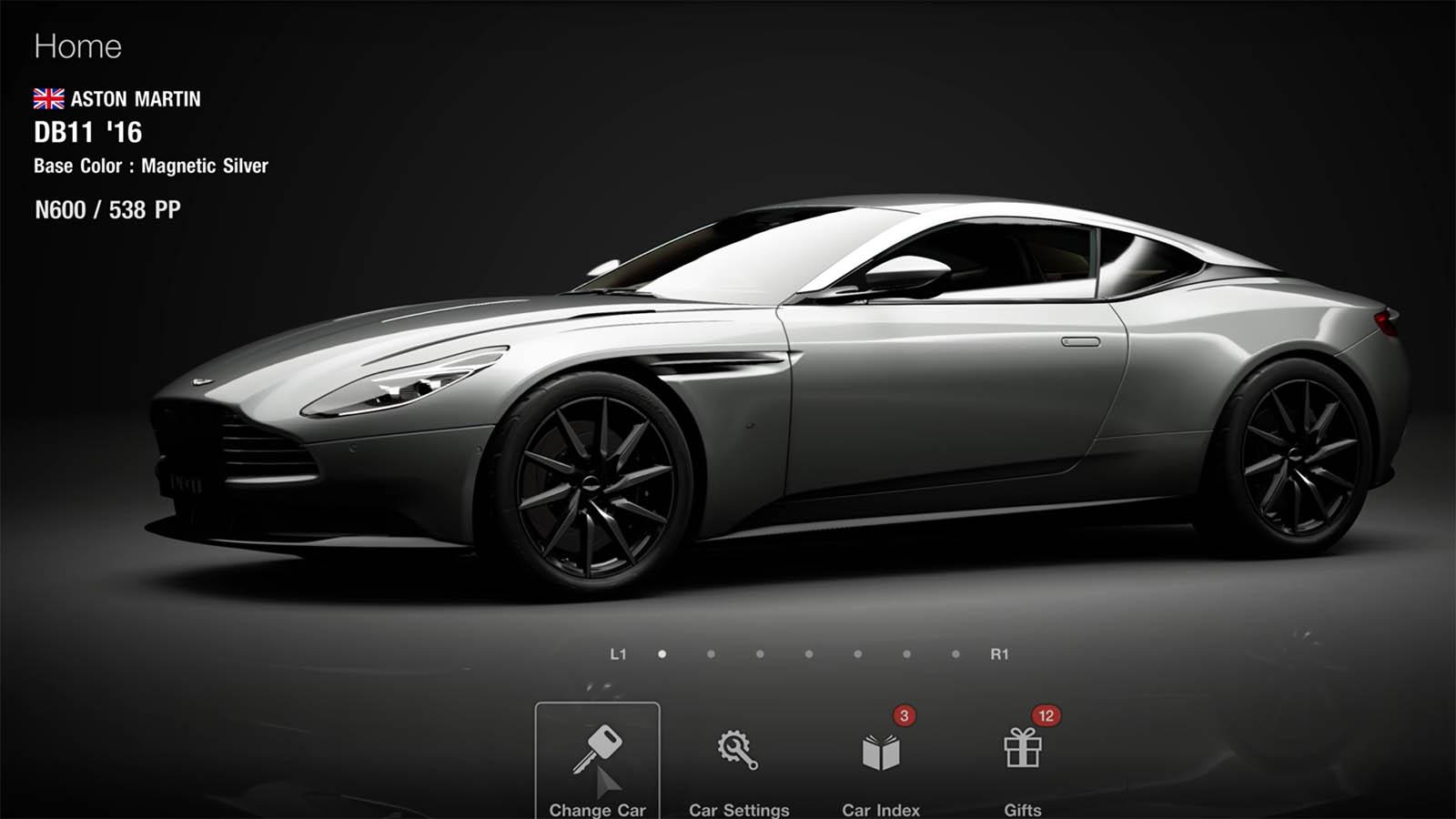 Aston Martin DB11 GT7