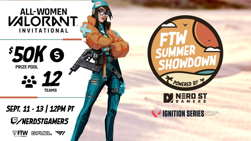 FTW Ignition Valorant tournament