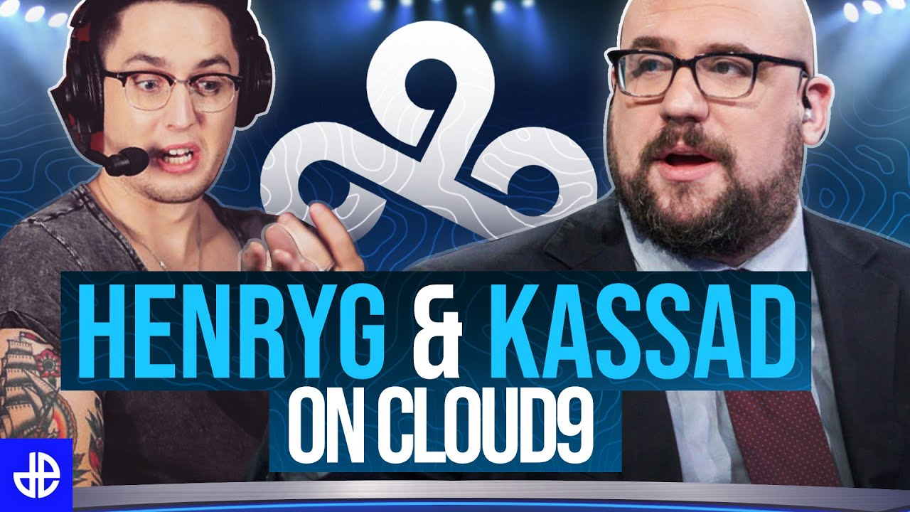 HenryG & Kassad on Cloud9