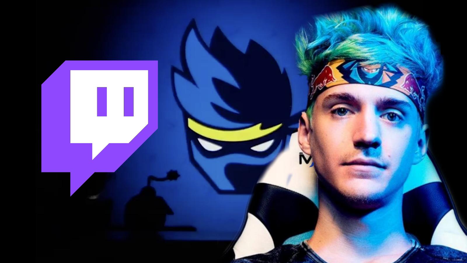 ninja twitch return streaming mixer