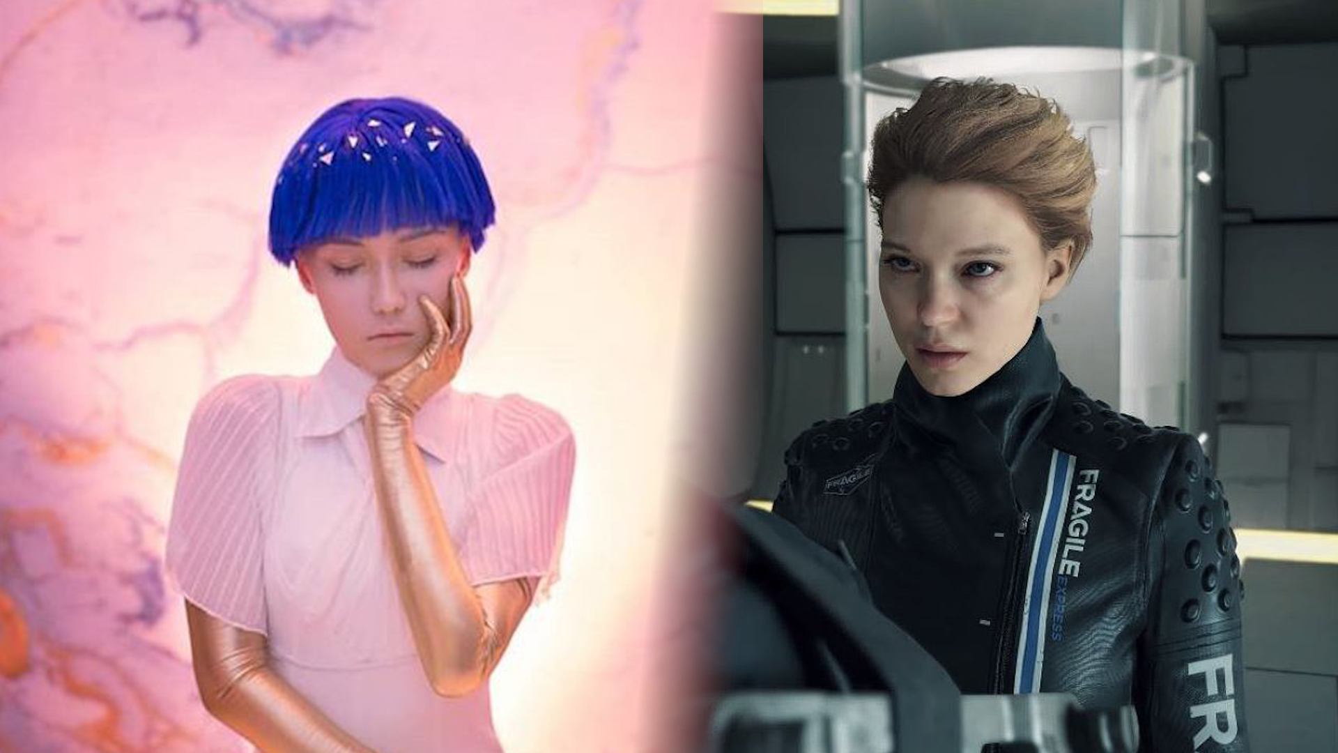 Death Stranding Cosplayer Perfects Uncanny Valley As Fragile Dexerto Fragile of the ps4 game death stranding. death stranding cosplayer perfects