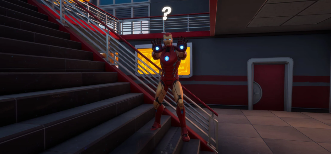 Fortnite Iron Man