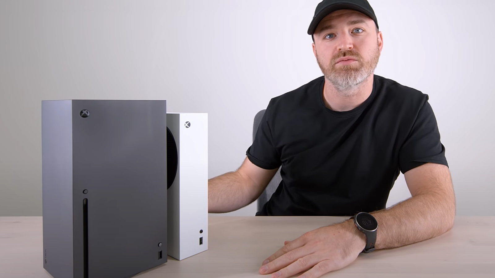 Unbox Therapy with Xbox Series X and Series S