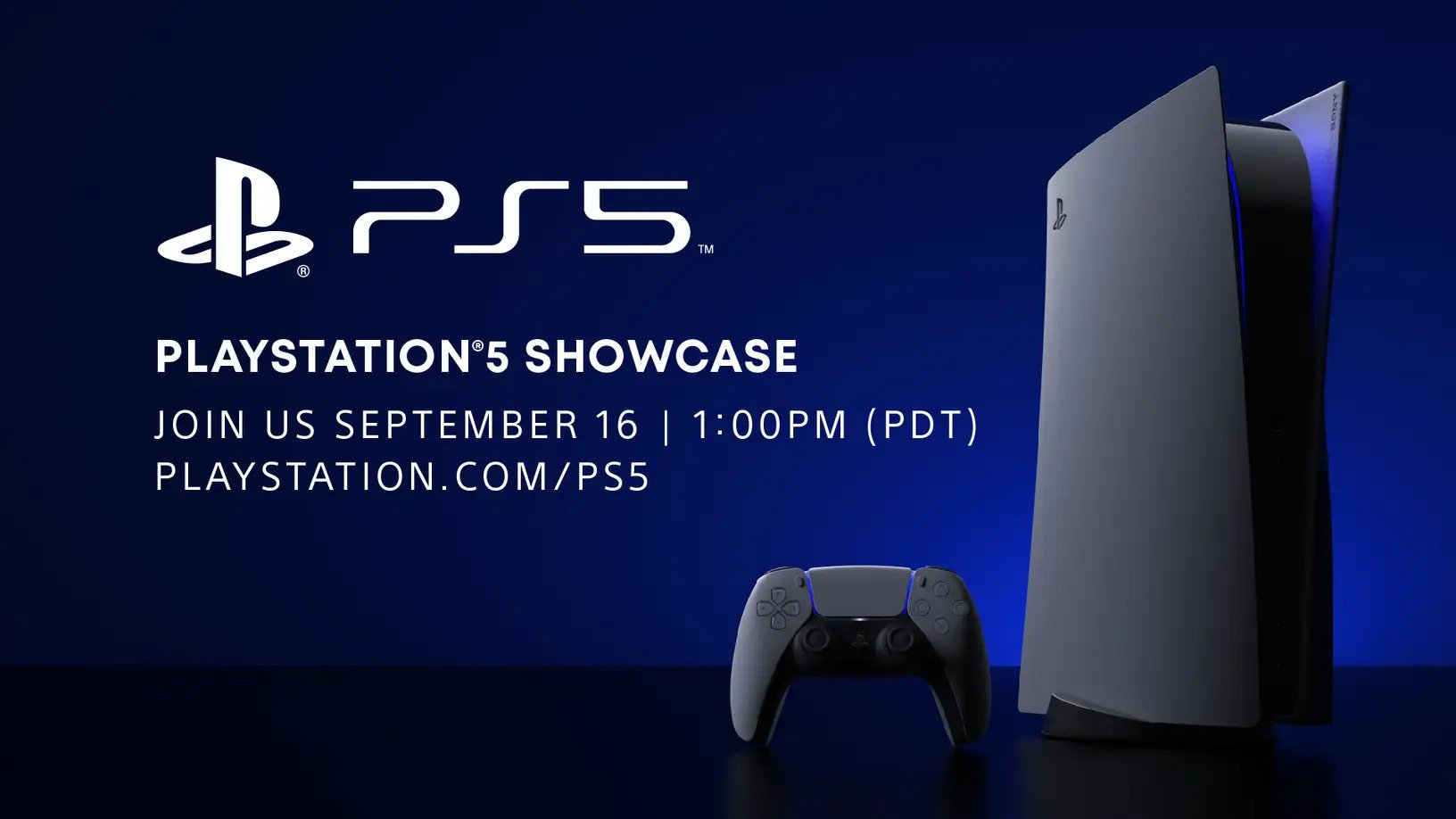 Ps5 showcase graphic