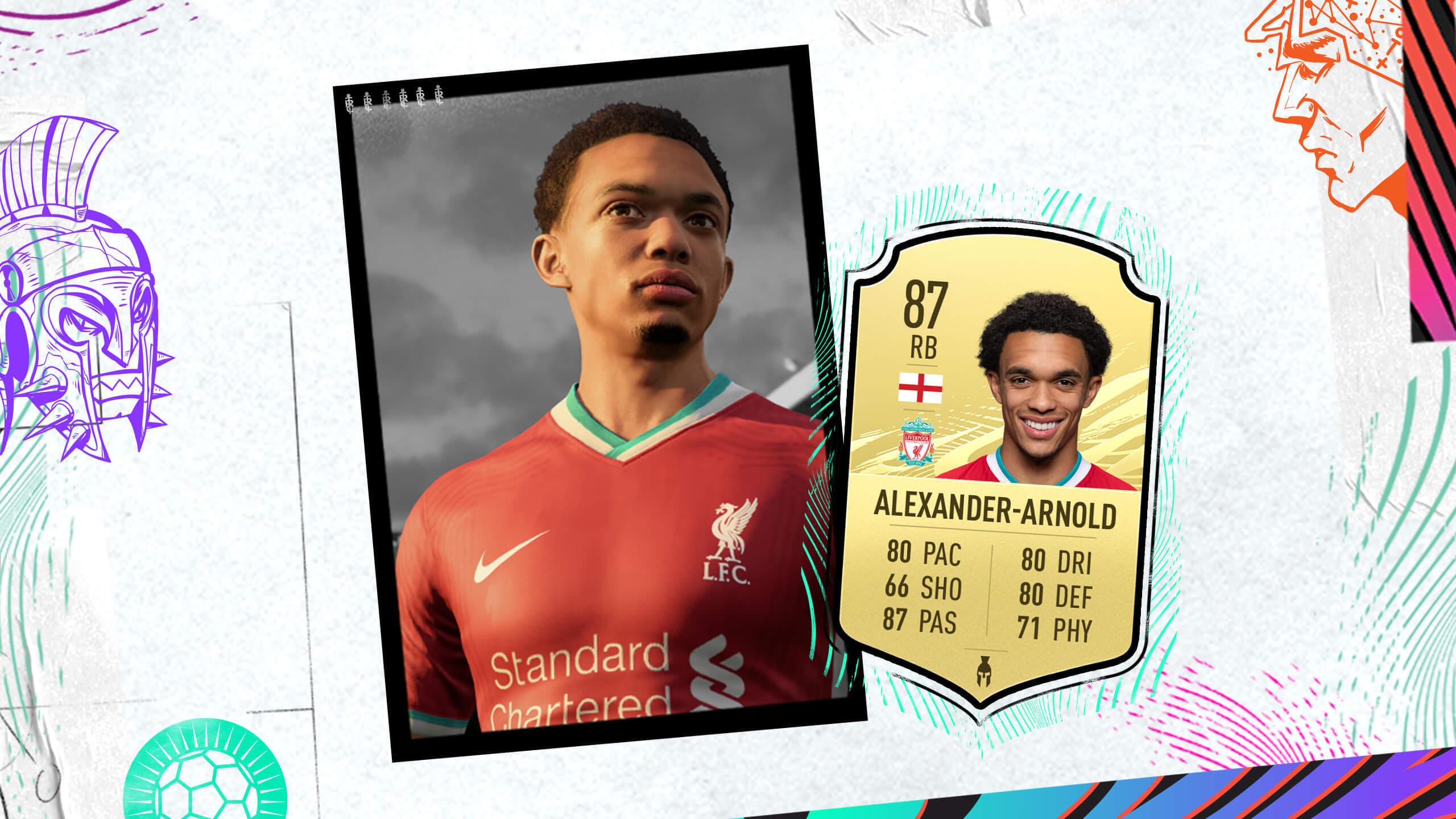 Alexander-Arnold FIFA 21