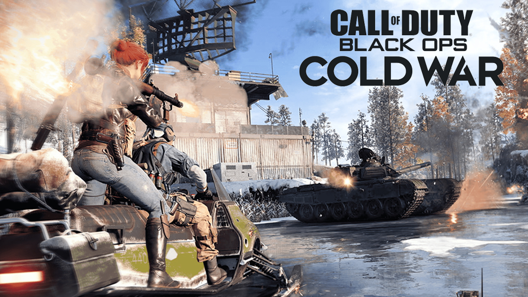 Vehicle fight in Black Ops Cold War