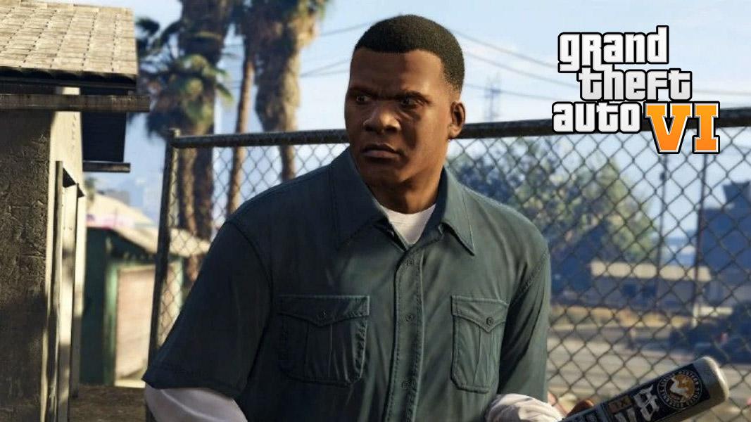 Franklin from GTA V