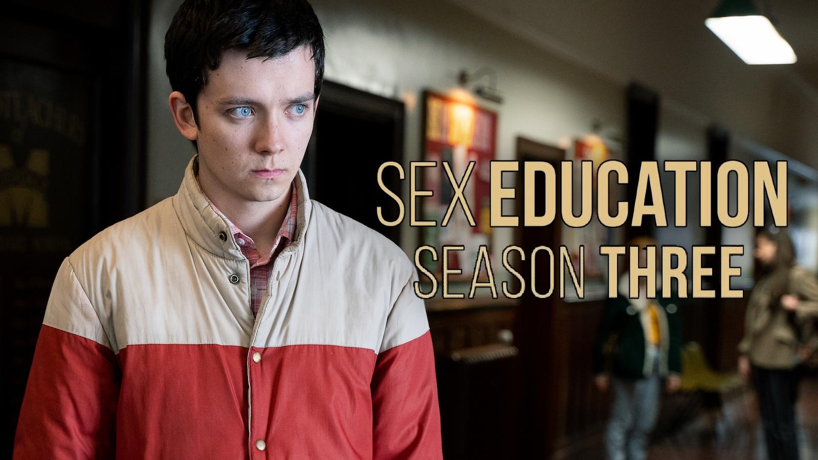 Otis Sex Education Season 3