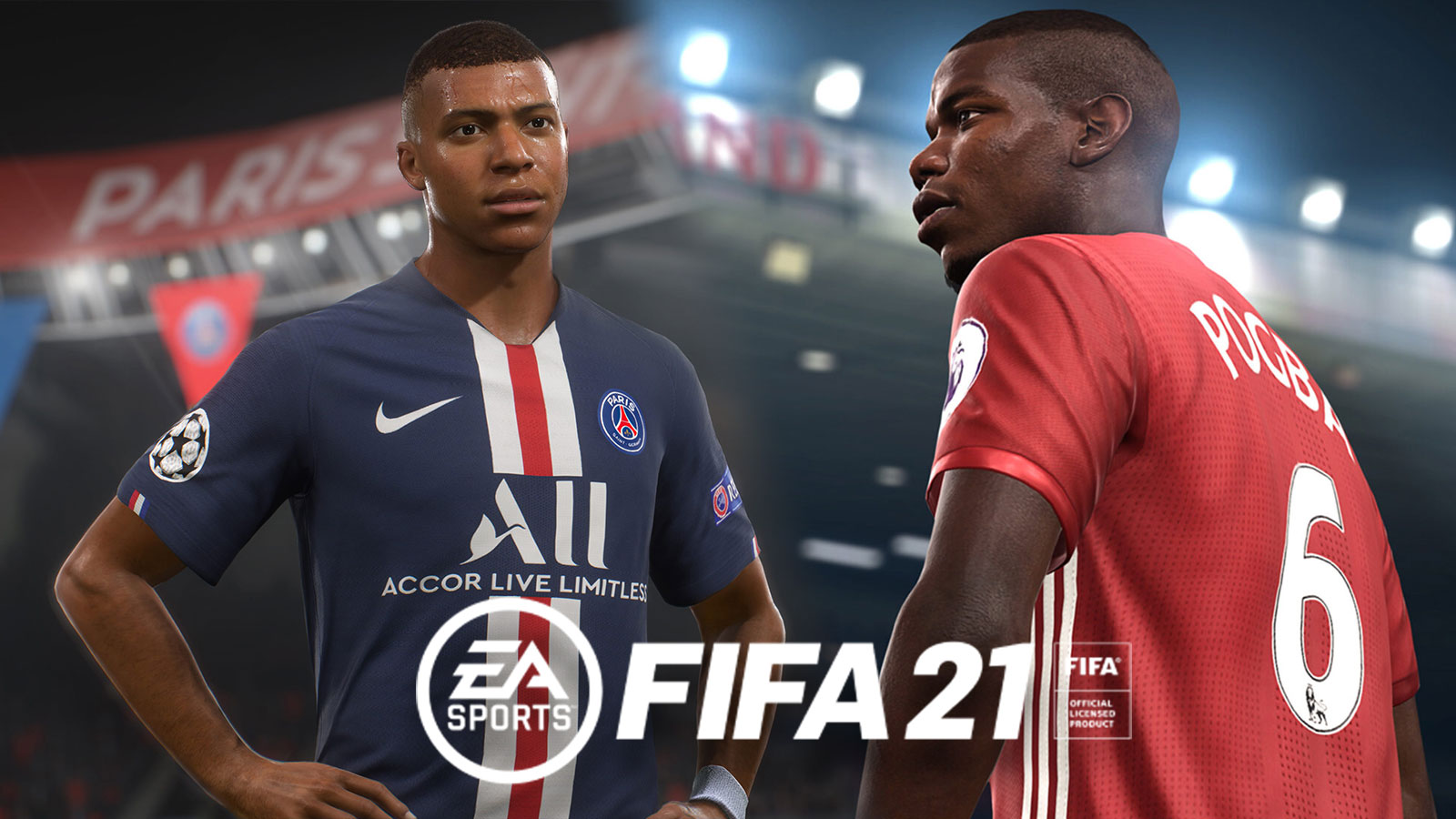 Mbappe Pogba FIFA 21 top Skill players