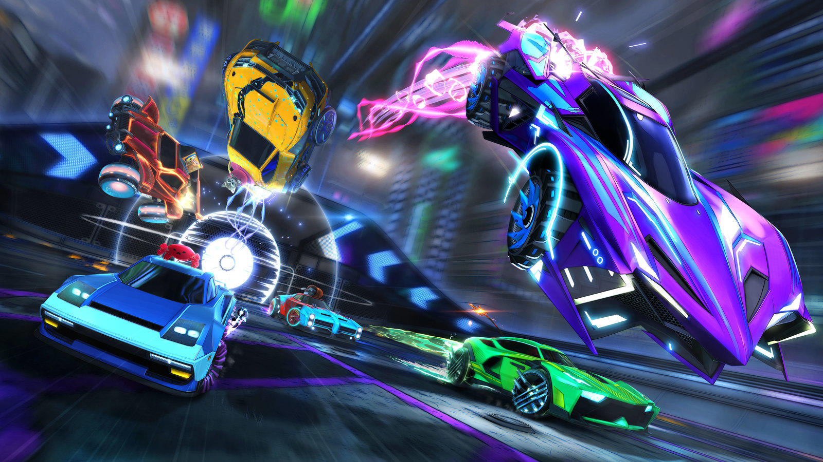 Rocket League Free To Play Release Date Revealed Early By Nintendo Dexerto