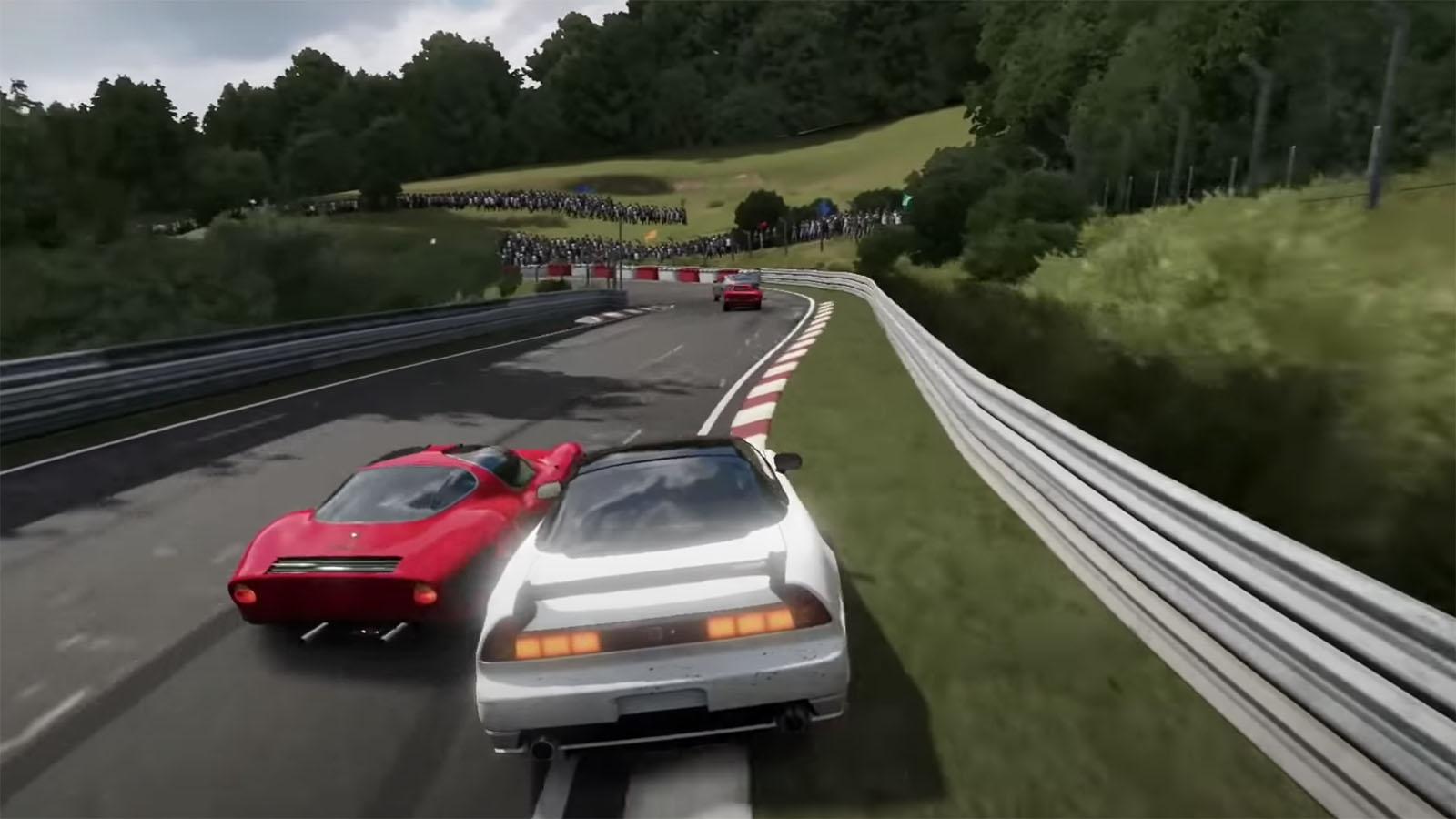 Forza Motorsport 7 AI
