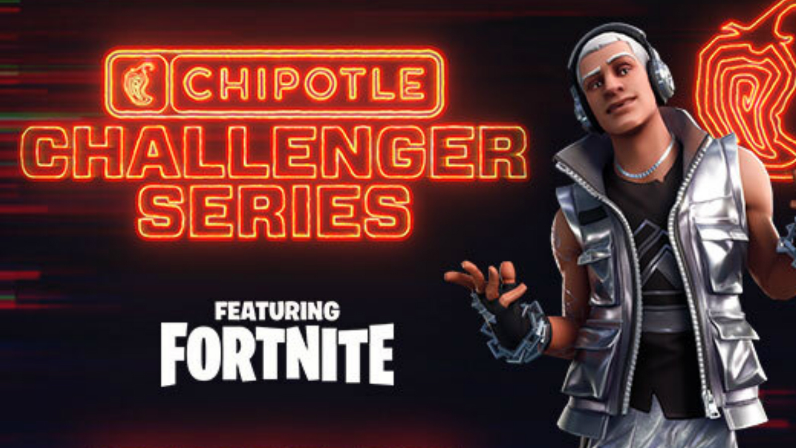 Chipotle Challenger Series Fortnite