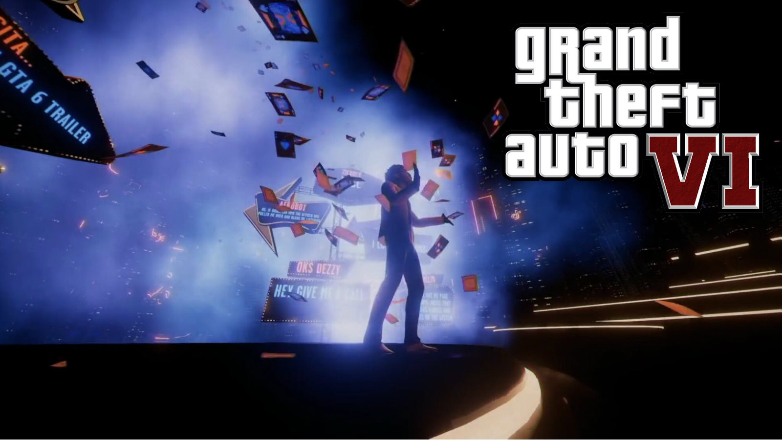 The Weeknd has a GTA 6 trailer message