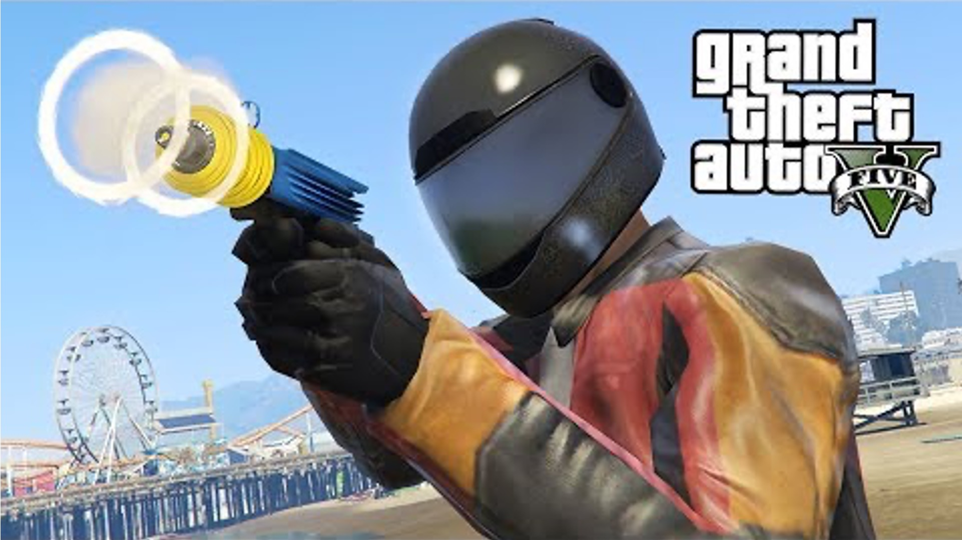 GTA 5 Up-n-Atomizer weapon