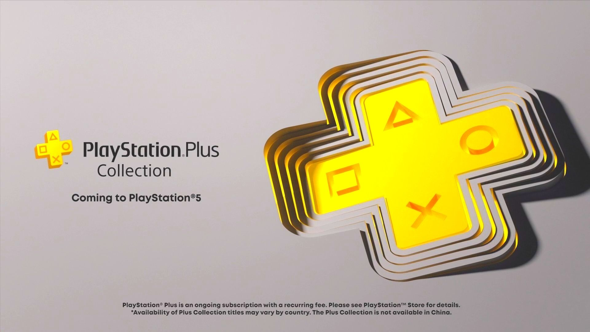ps plus collection ps5