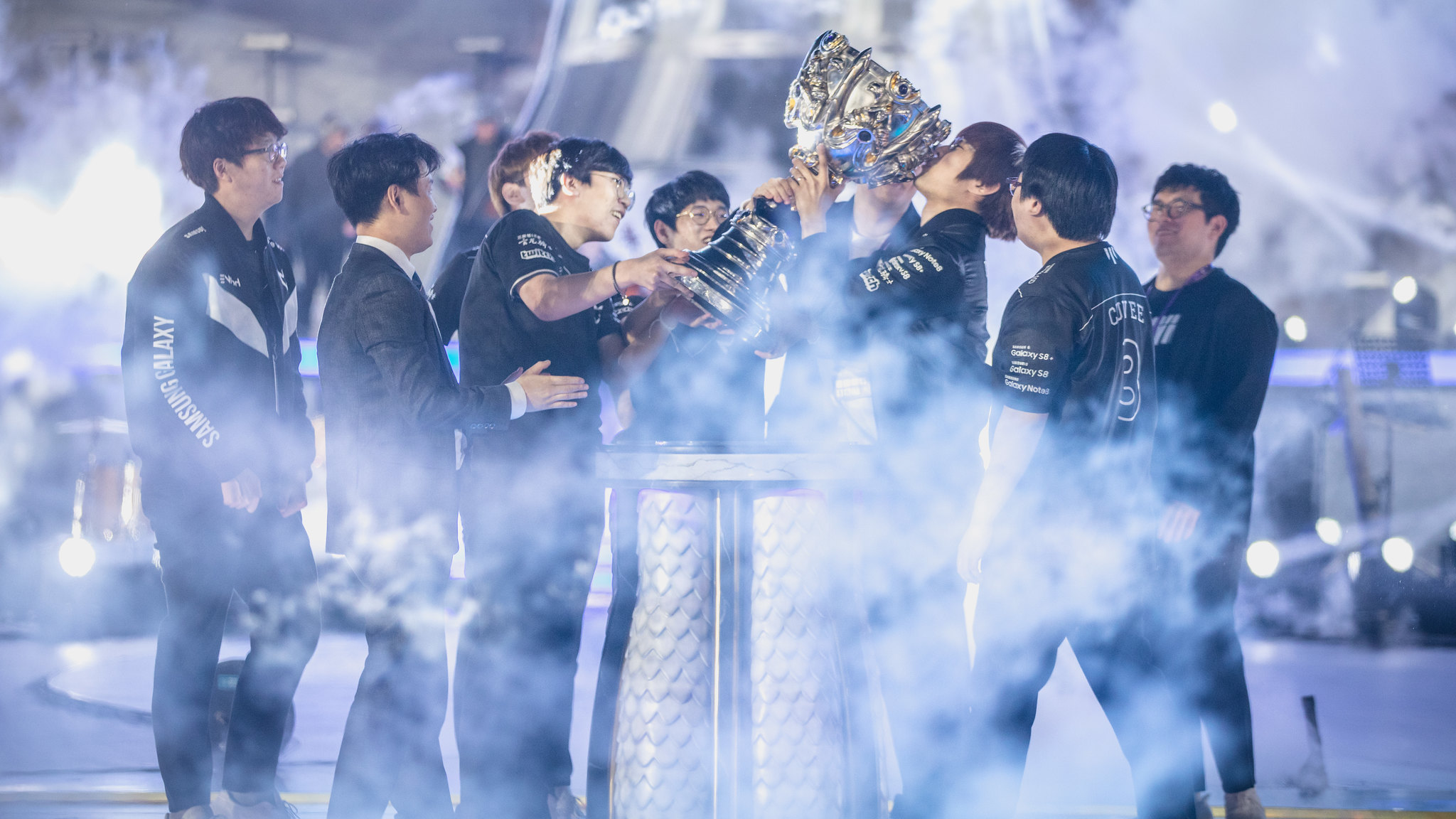 The Summoner's Cup is the ultimate prize in competitive League of Legends.
