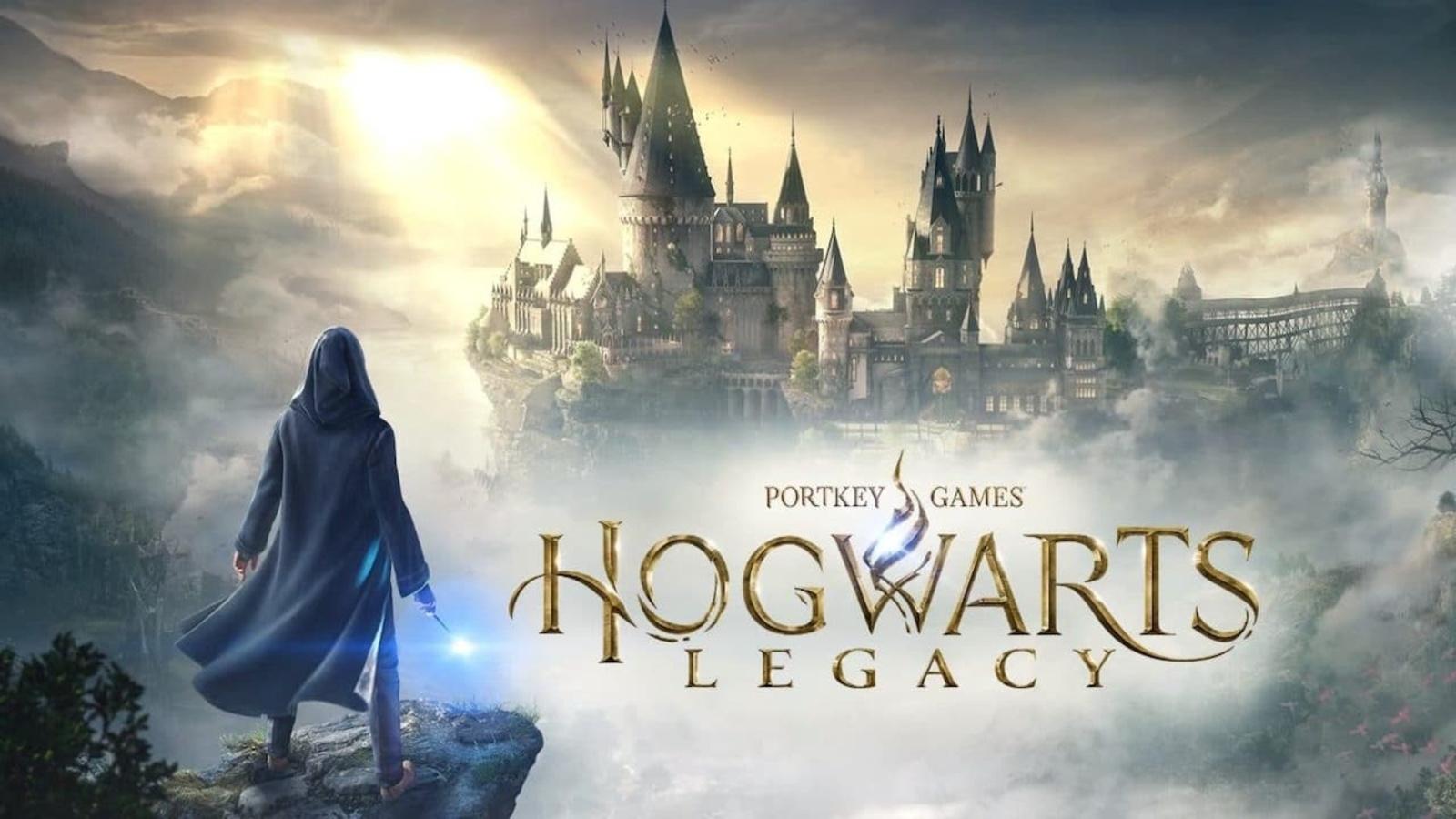 Harry Potter Hogwarts Legacy game