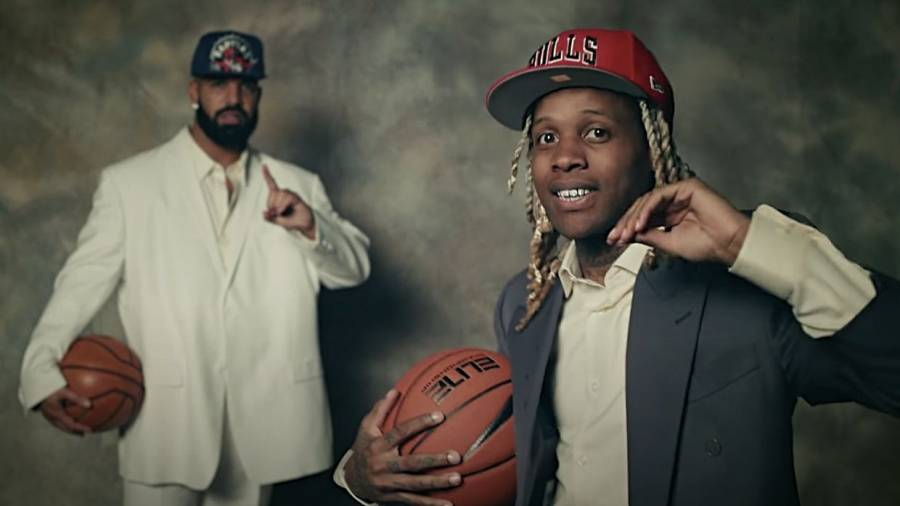 Drake and Lil Durk laugh now cry later video