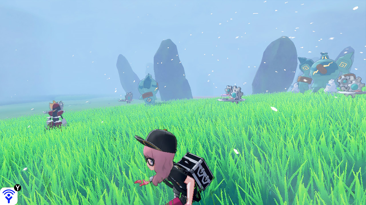 pokemon sword shield grass