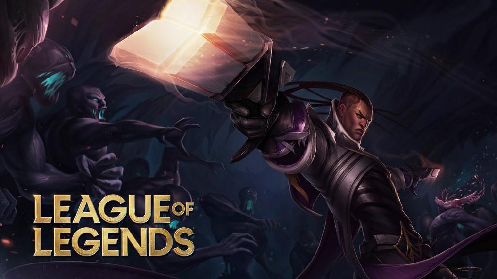 Lucian in League of Legends