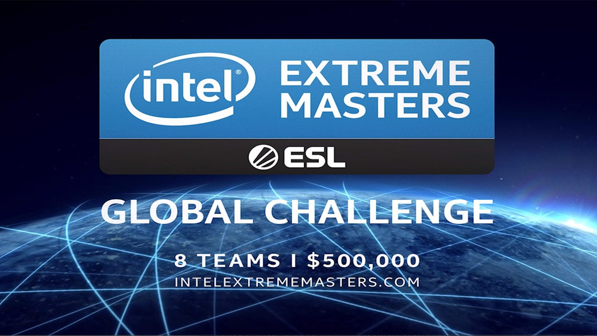 Grpahic for ESL's IEM Global Challenge