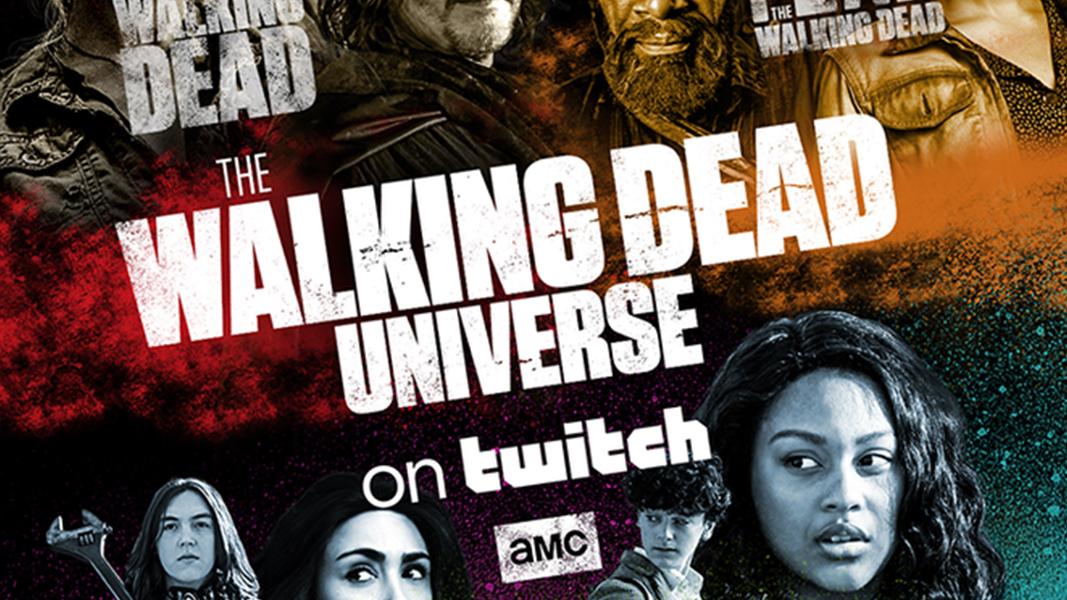 Walking Dead universe poster