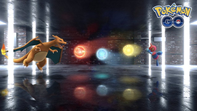 Porygon-Z Tri Attack Pokemon Go