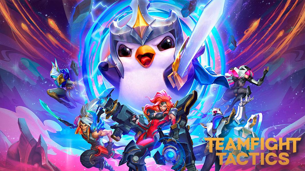 TFT champions poster