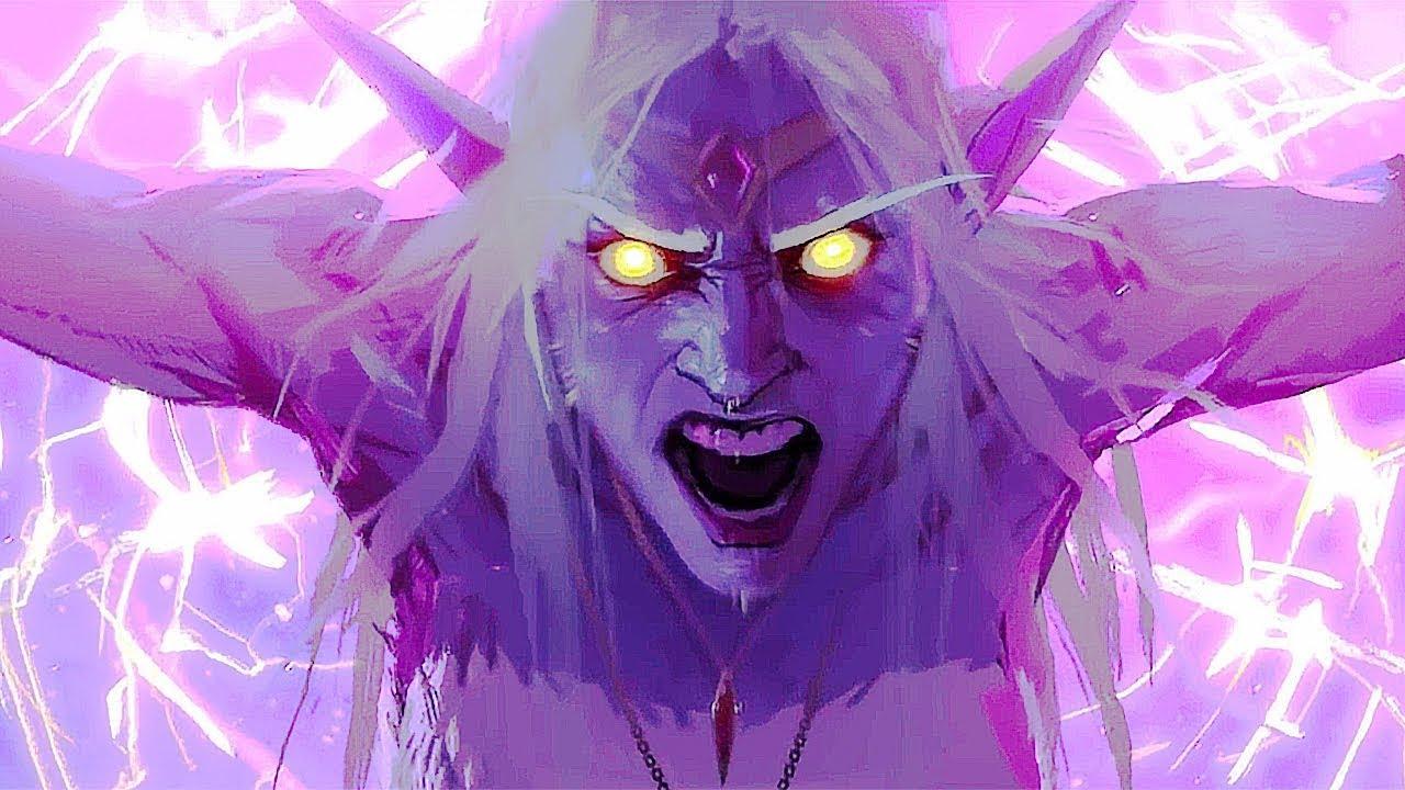 Queen Azshara World of Warcraft Cosplay