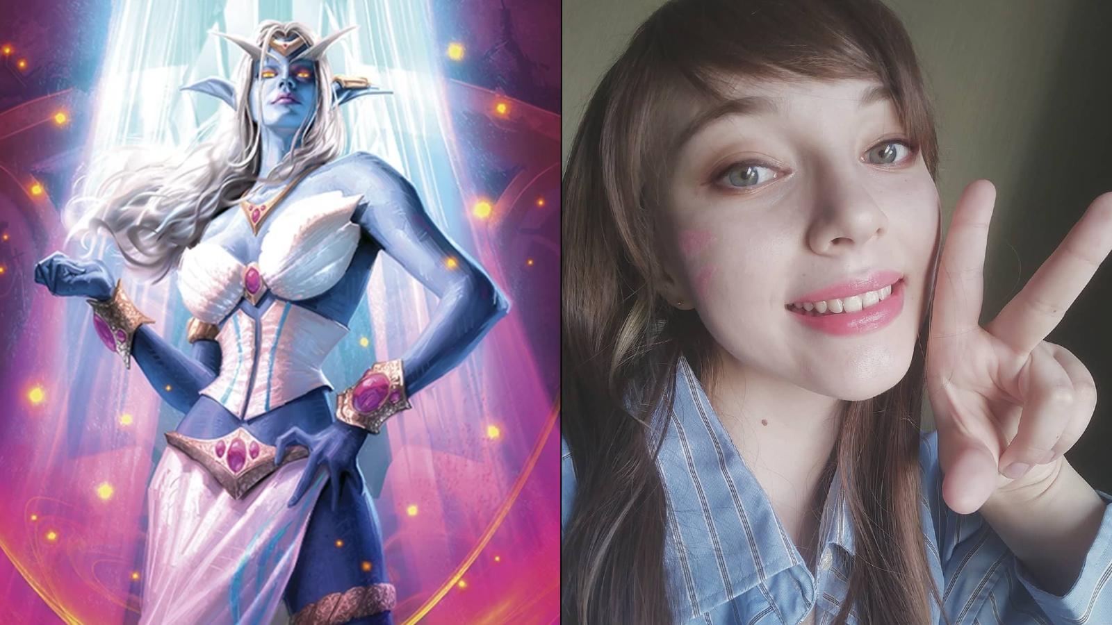 Cosplay World of Warcraft Blizzard Entertainment Queen Azshara