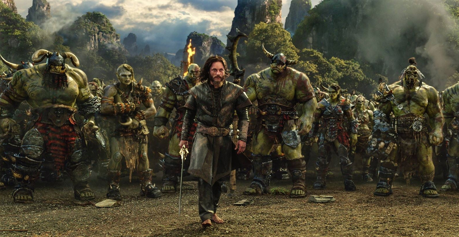 Warcraft World of Warcraft Blizzard Entertainment Orcs Humans