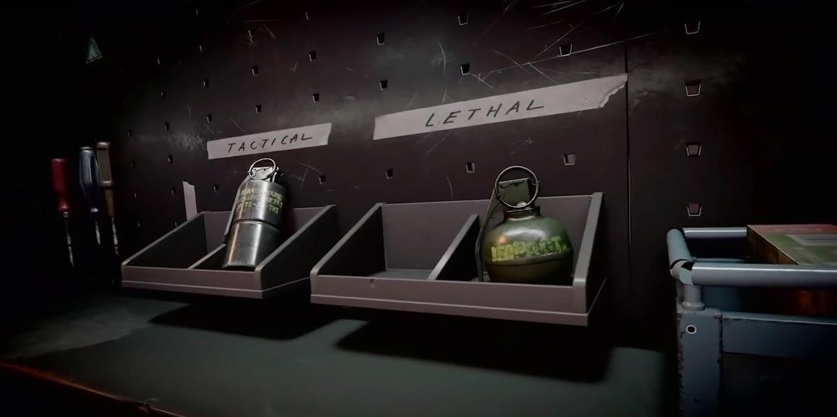 Black Ops Cold War grenades