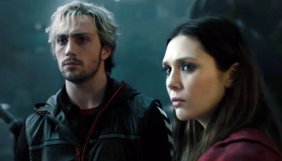 Wanda's brother Pietro could make a shock return from the dead in WandaVision.