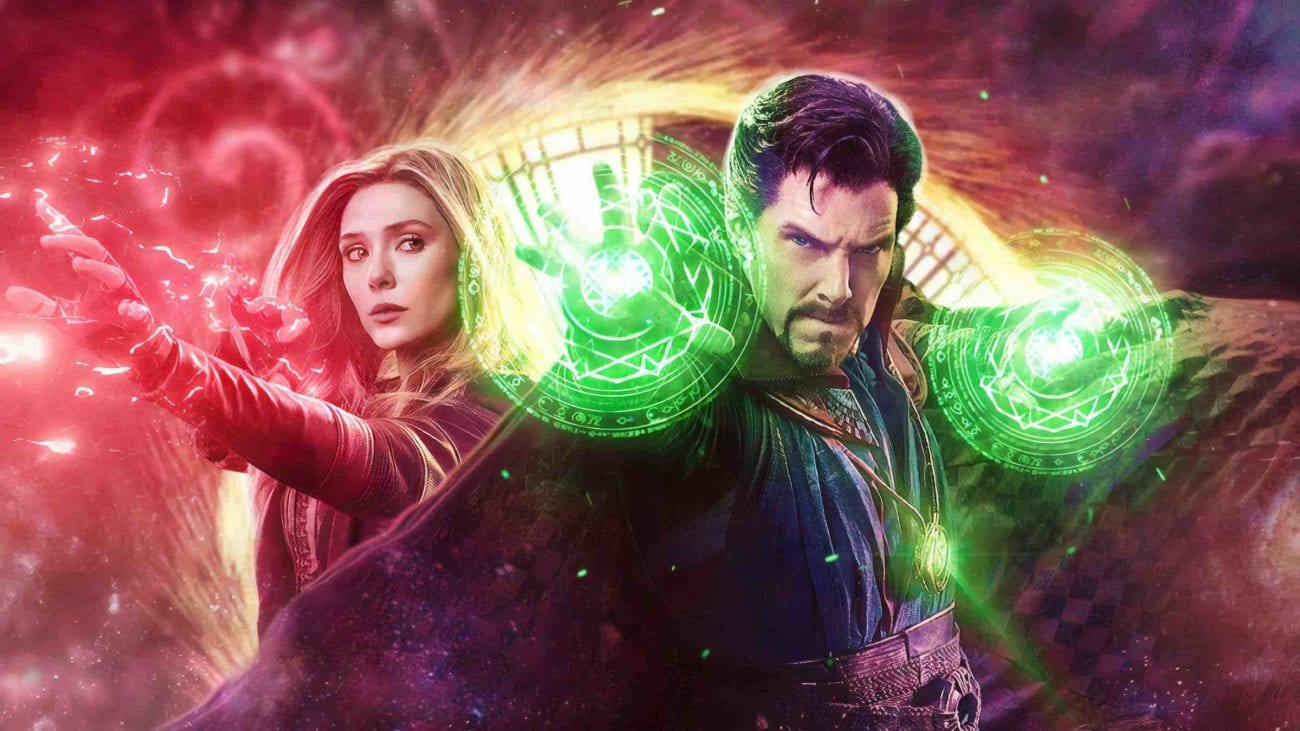 Scarlet Witch and Doctor Strange are set to team up in the latter's sequel movie in 2022.