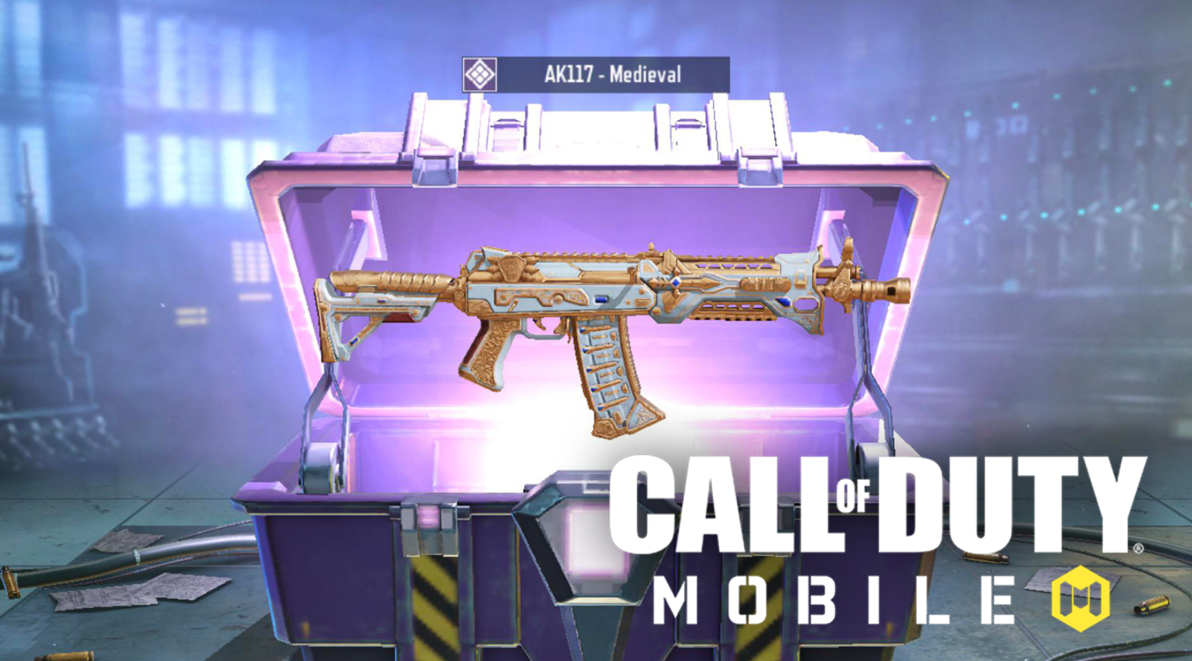 CoD Mobile loot box