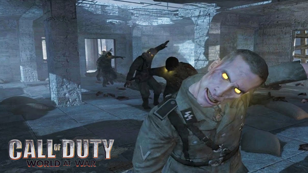 Zombies gameplay from CoD: World at War