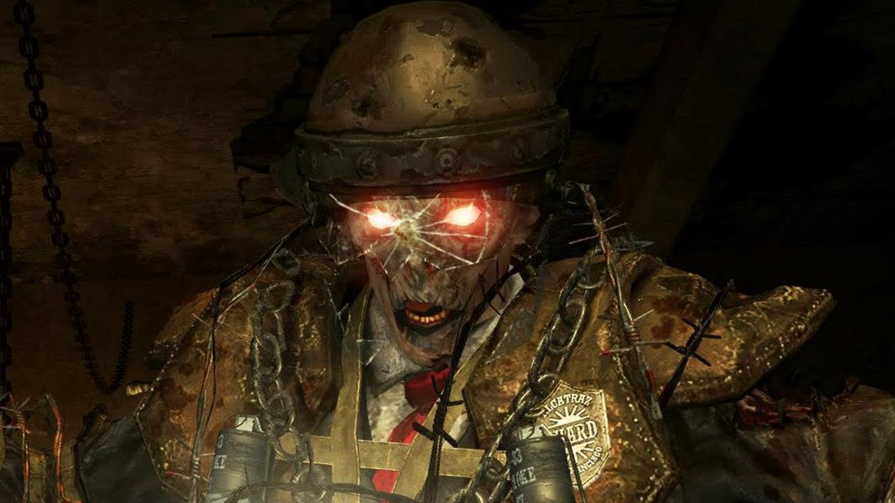 Brutus from CoD Zombies